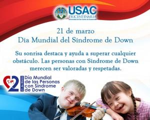 Dia Sindrome de Down