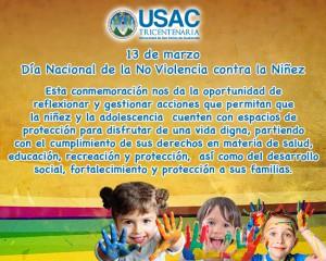 Dia No Violencia Niñez