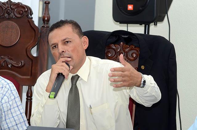 Lic. Rony Zuñiga